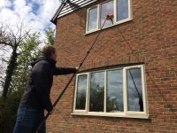 Spa Window Cleaning