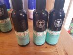 Beautiful Aromatherapy  Shower Gels