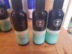 Beautiful Aromatherapy  Shower Gels