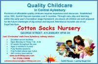 Cotton Socks Nursery & Pre-school